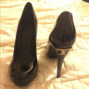 Tory Burch Black Heels/Pumps 9